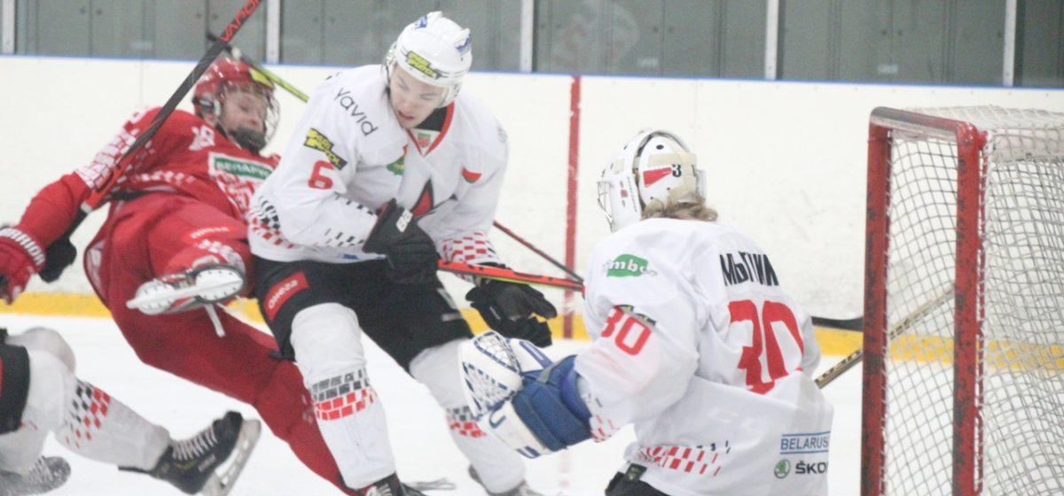 Как сыграл «Авиатор» в гостях против юниорской сборной «Беларусь (U-18)?