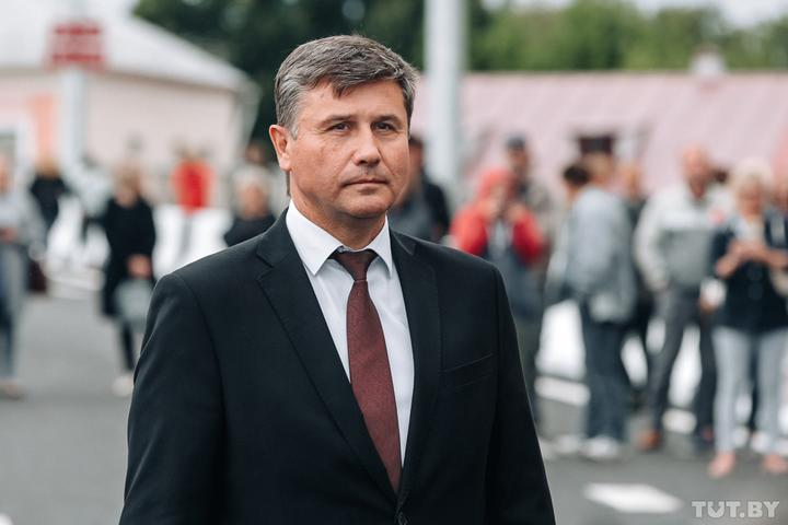 В Витебске будет новый мэр. Вадим Зарянкин, у которого оба сына были задержаны после выборов президента, подал в отставку