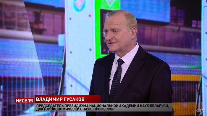 Глава Академии наук рассказал, когда в Беларуси появится третья АЭС