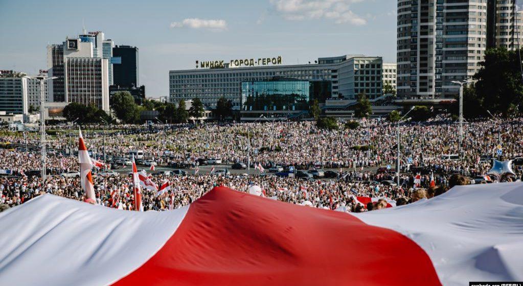 Некляев: Если в Минске снова выйдет столько, сколько 16 августа, режим рухнет