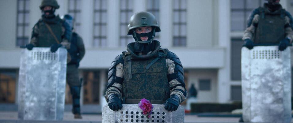Кадр з фільма «Кураж»