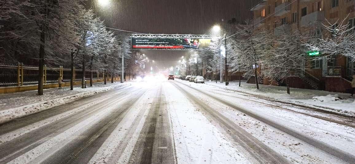 Прекратит ли падать снег? Прогноз погоды в Барановичах на 12 февраля