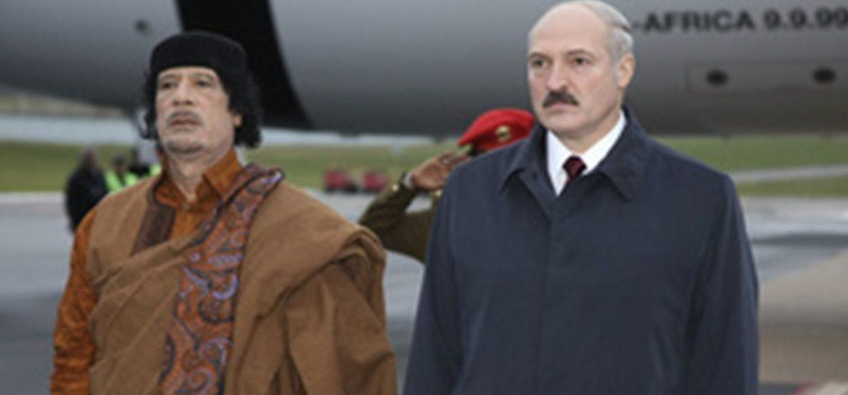 Лукашенко в докладе упомянул, как посадили на кол Муаммара Каддафи и повесили Саддама Хусейна