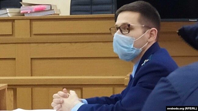 Прокурор Никита Мысливец Фото: