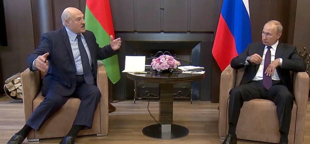 Мнение: Для Лукашенко визит в Москву 22 апреля может стать судьбоносным