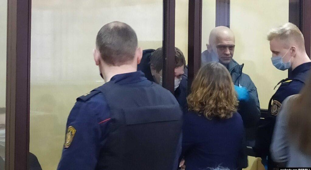 В суде по делу Тихановского озвучили, сколько стоило лечение пострадавших милиционеров