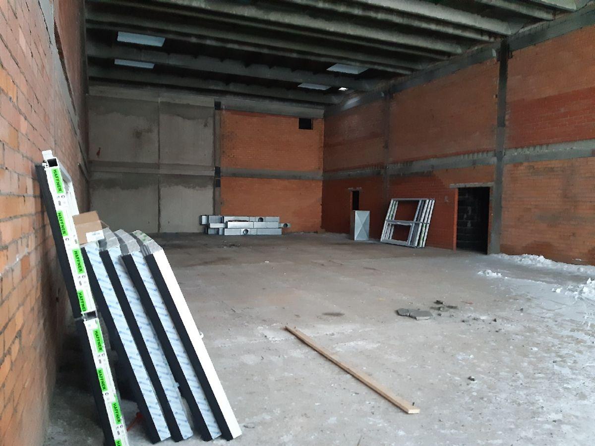 Будущий гимнастический зал. Фото: Елена ЗЕЛЕНКО
