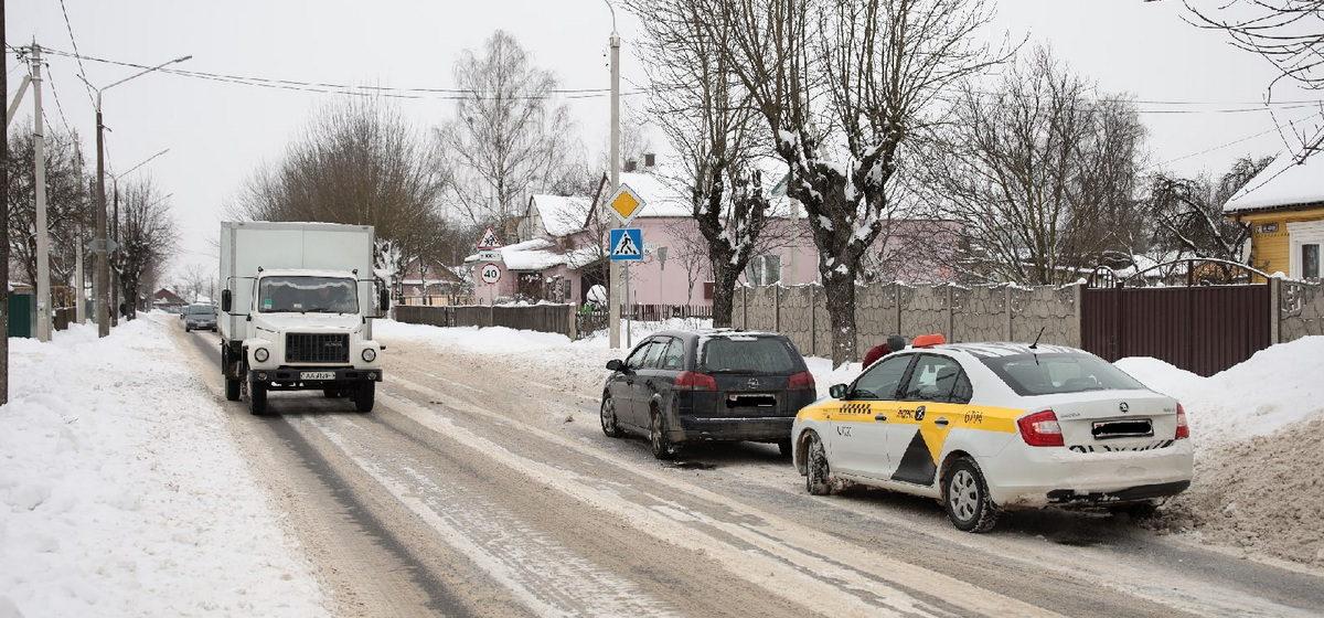 Škoda догнала Opel в Барановичах