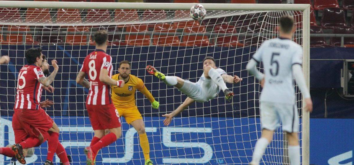 «Бавария» разбила «Лацио». «Челси» минимально обыграл «Атлетико». Лига чемпионов 1/8 финала