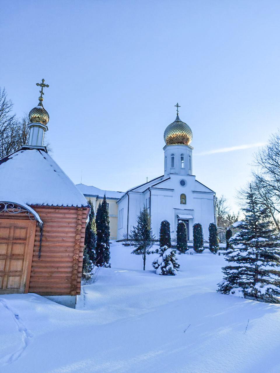 Церковь святого Афанасия Брестского (1933). Фото: Никита ПАСТУХОВ