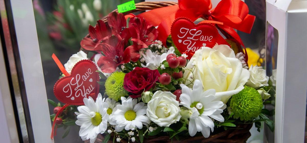 Где к 8 Марта в Барановичах будут продавать цветы