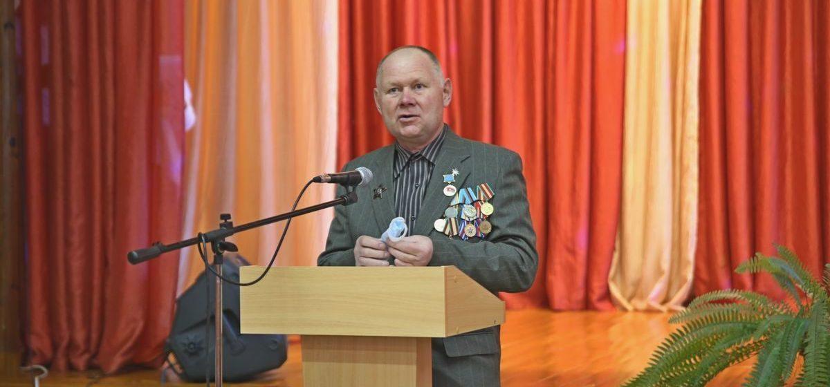 Память воинов-интернационалистов почтили в Барановичской СШ №19