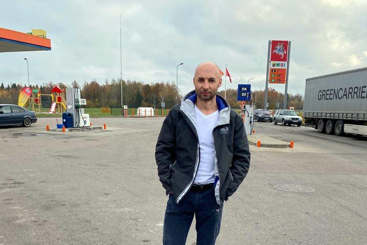 Сергей Панасеня. Фото: личный архив