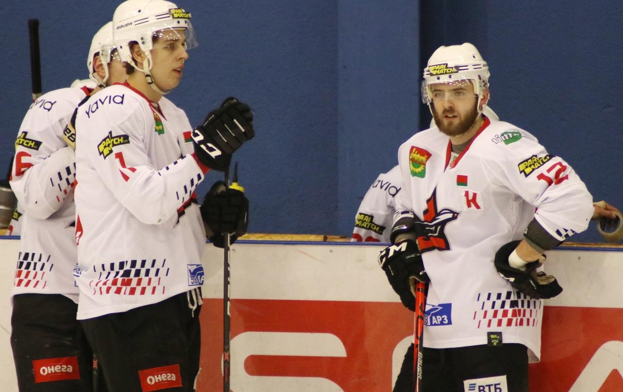 1 февраля в Бресте барановичские хоккеисты проиграли брестчанам. Фото: сообщество «Хоккейный клуб «Авиатор» во «ВКонтакте»
