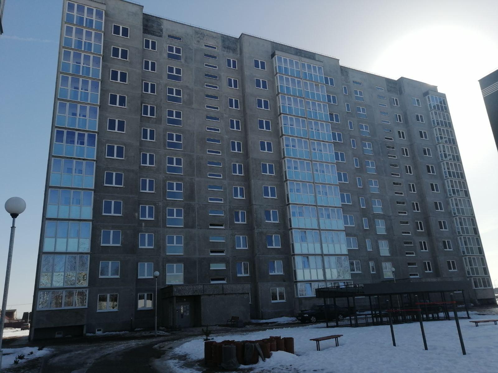 Фото предоставлено жильцами дома №19А на улице Профессиональной