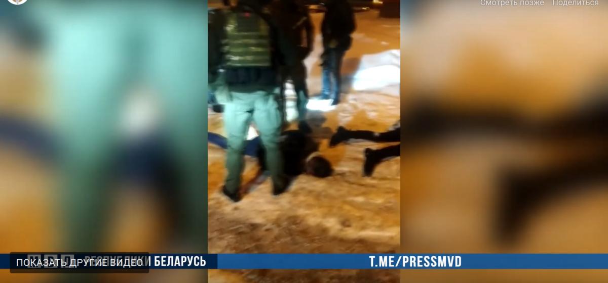 Задержаны сутенеры, вербовавшие белорусок для занятия в Москве проституцией. Видео