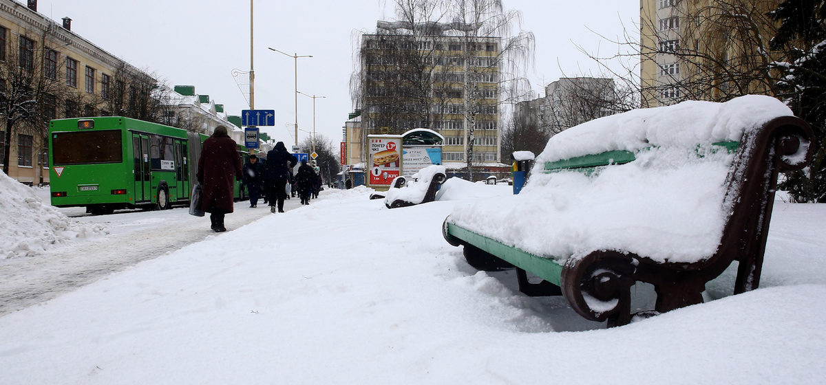 Главное за 9 февраля: последствия снегопадов, и что изменилось в жизни белорусов после президентских выборов