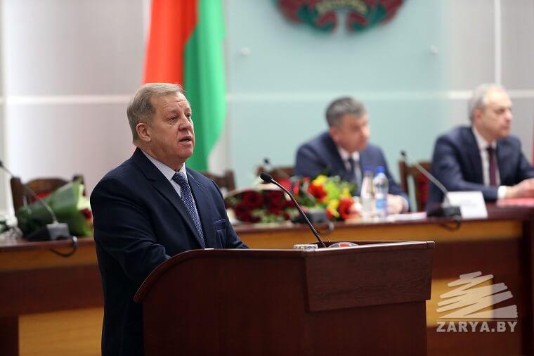 Как прощались с экс-главой Брестской области и где Анатолий Лис будет теперь работать