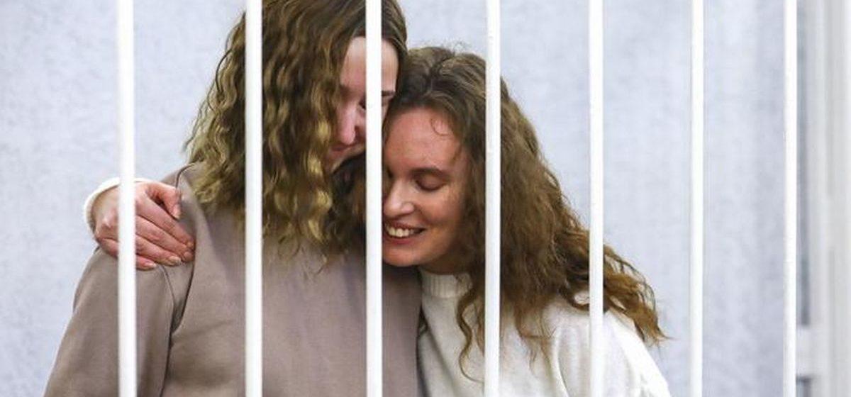 Прокурор запросила два года колонии для журналисток «Белсата», которые вели стрим с «Площади перемен»