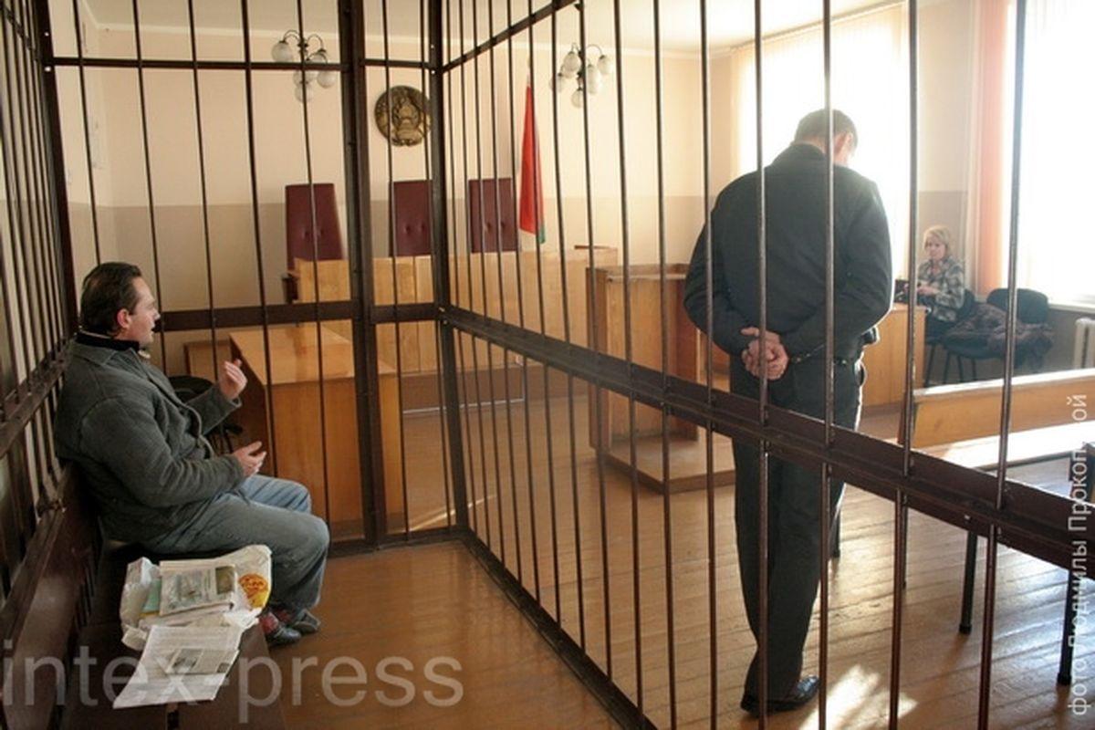 2010 год. Джордж Дидерик Принслу в зале суда. Фото: Intex-press