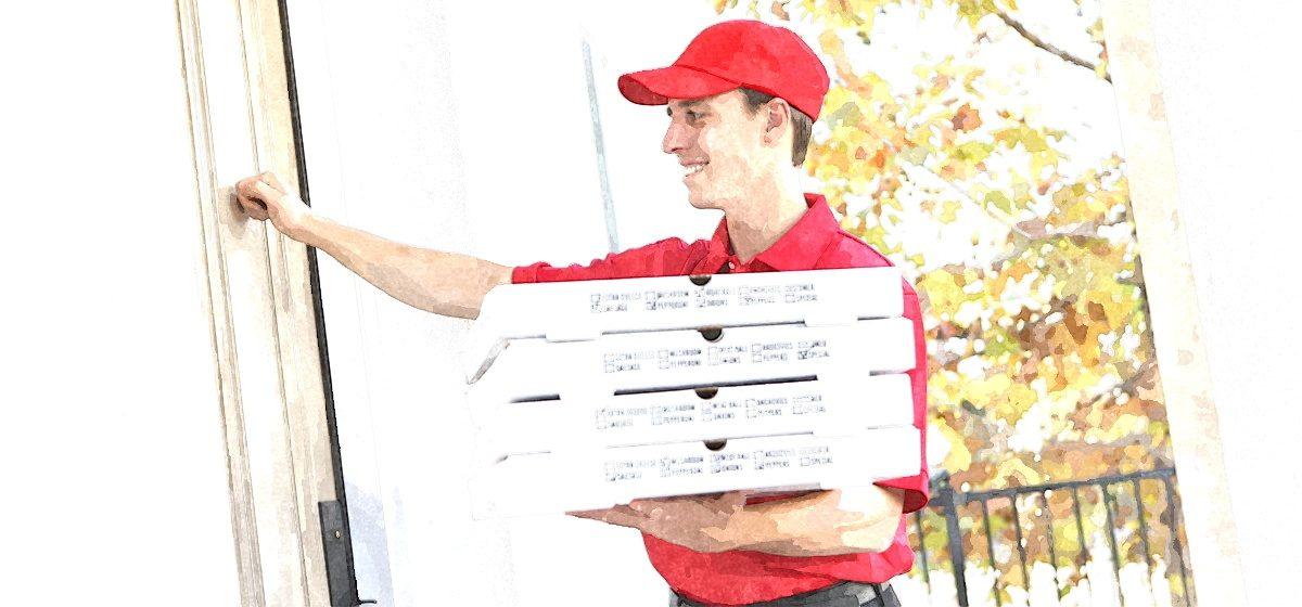 Так и живем. Разносчик пиццы о своих доходах и расходах. «Надеюсь к 30 годам накопить на полквартиры»