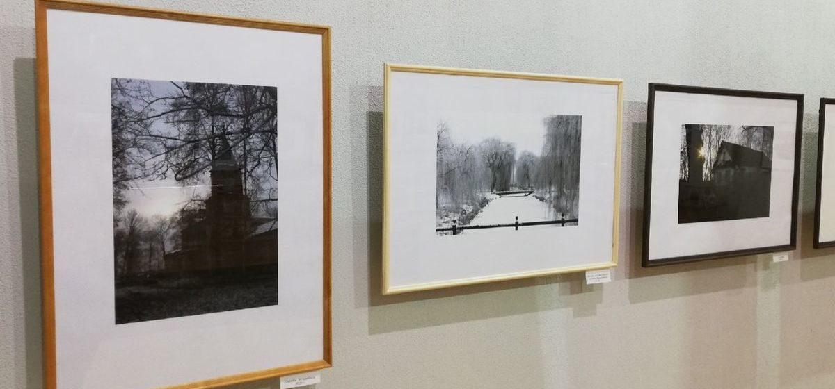 Фотовыставка «Адлюстраванне часу» открылась в Барановичах