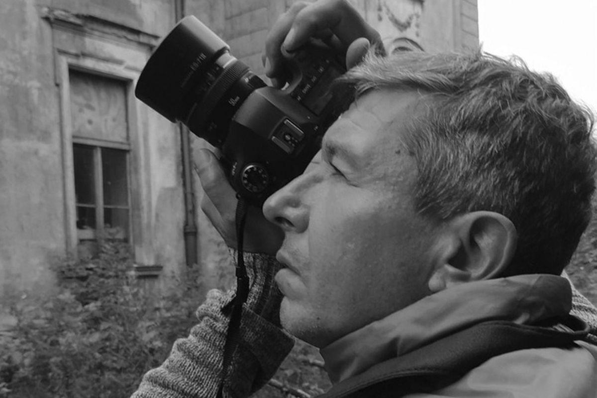 Виктор Щербаков. Фото: группа «ВКонтакте» Барановичского выставочного зала