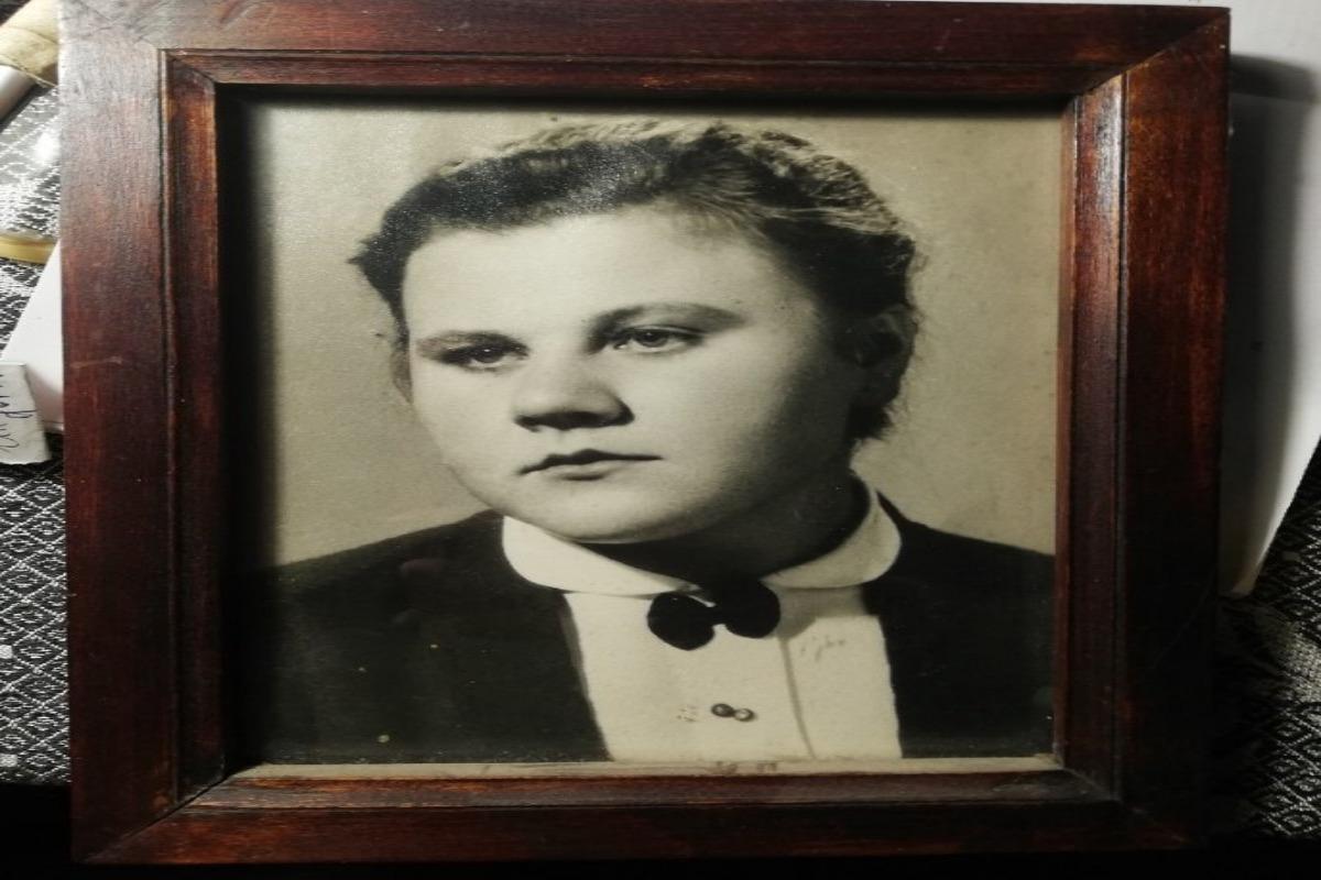 Анна Дегтярева в годы учебы в институте. Фото: архив Анны ДЕГТЯРЕВОЙ