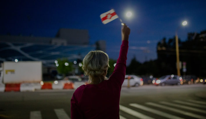 «Ситуация, похоже, только ухудшилась». Представитель Верховного комиссара ООН — о правах человека в Беларуси