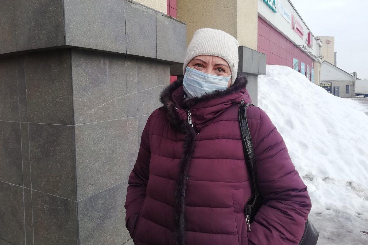 Светлана назвала не только место, но и примерную численность населения Барановичей. Фото: Кристина СОБИНСКАЯ
