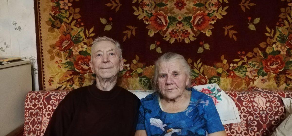 «Встретились на танцах в деревенском клубе». Пара из Барановичей, прожившая вместе около 60 лет, поделилась секретом семейного счастья