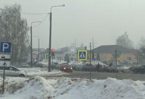 Огромные очереди на техосмотр в Барановичах. Фото, видео