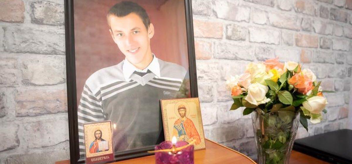 «Самое ужасное видео в моей жизни». Матери гомельчанина Александра Вихора показали, как умирал ее сын