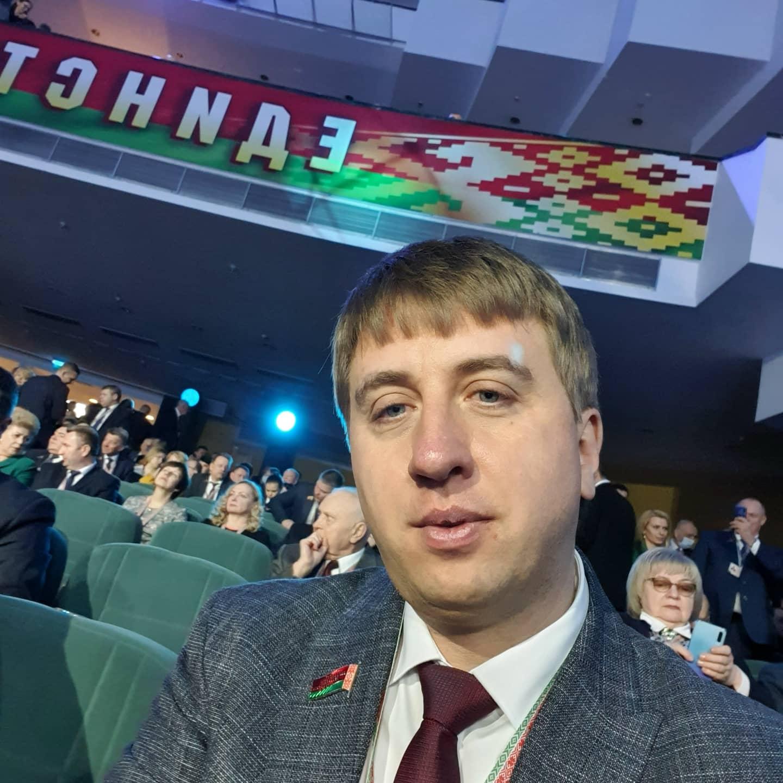 Павел Попко. Фото: страница Павла Попко в соцсети «ВКонтакте»