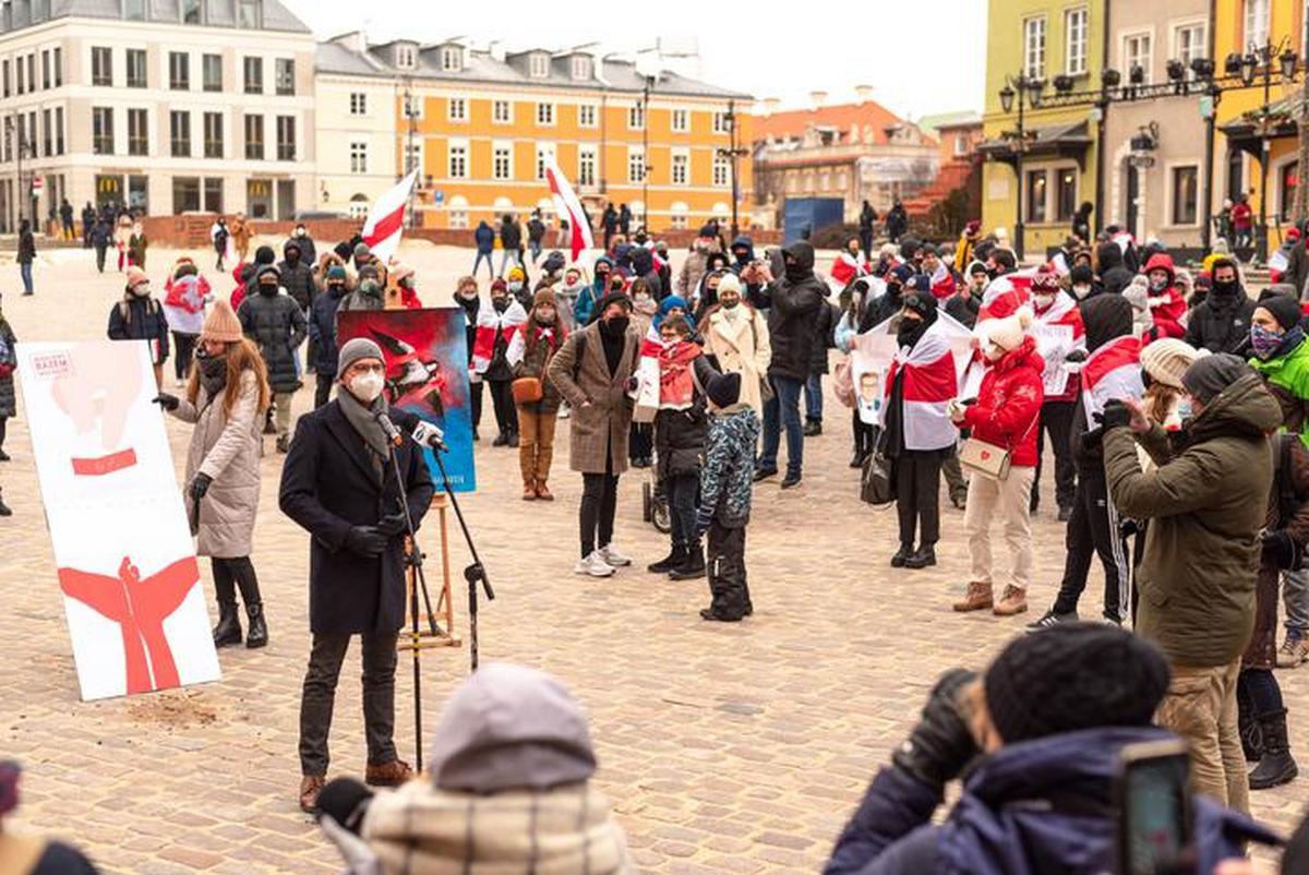 Варшава. Фото: читатель NNNN