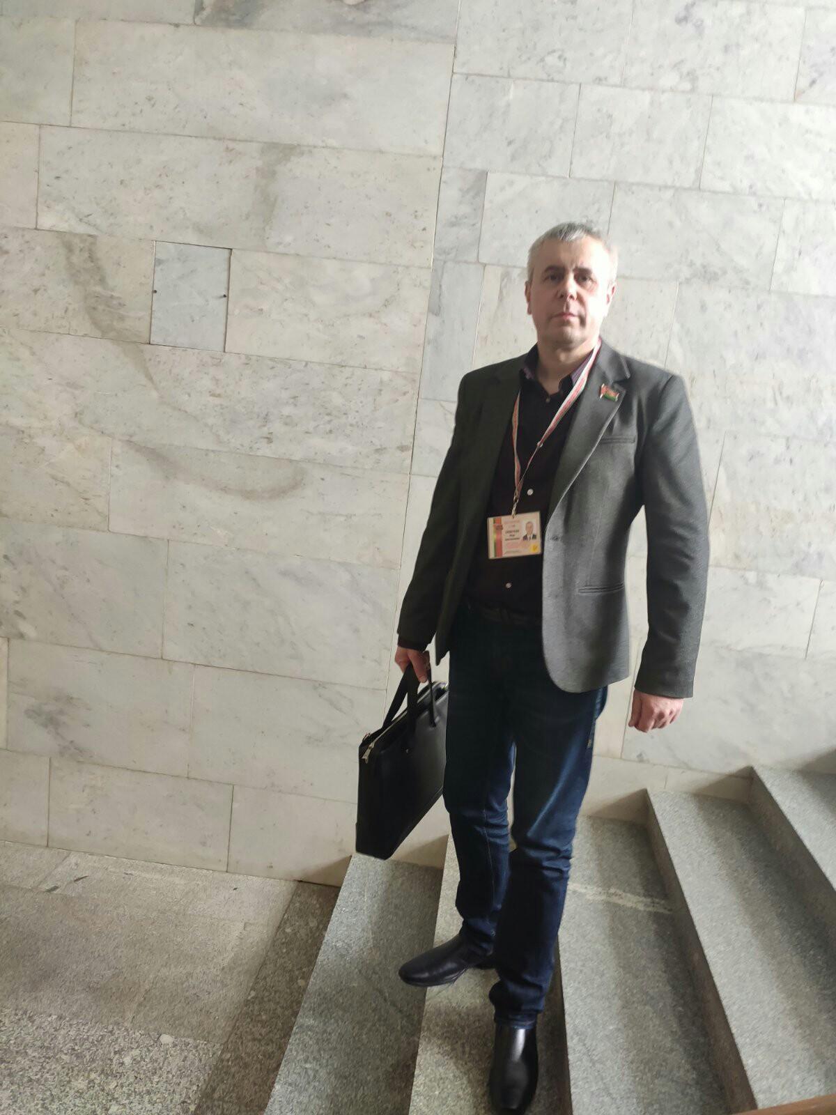 Игорь Хлобукин. Фото: страница Игоря Хлобукина в соцсети «ВКонтакте»