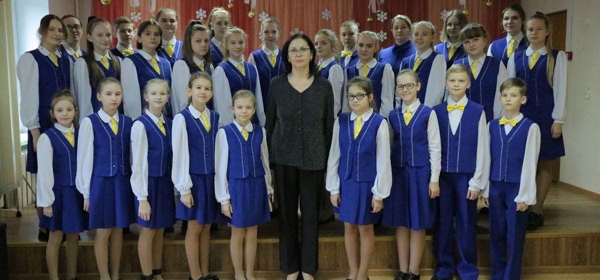 Сразу на двух международных конкурсах отличился барановичский детский хор «Кантилена»