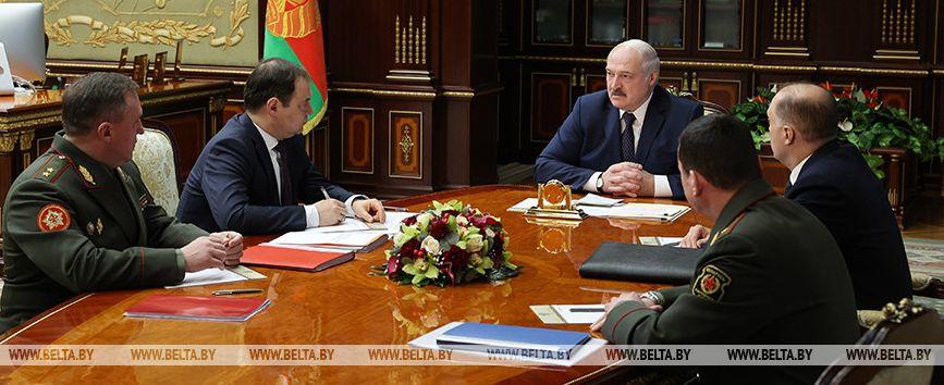Лукашенко: «Никакого трансфера власти в Беларуси быть не может»