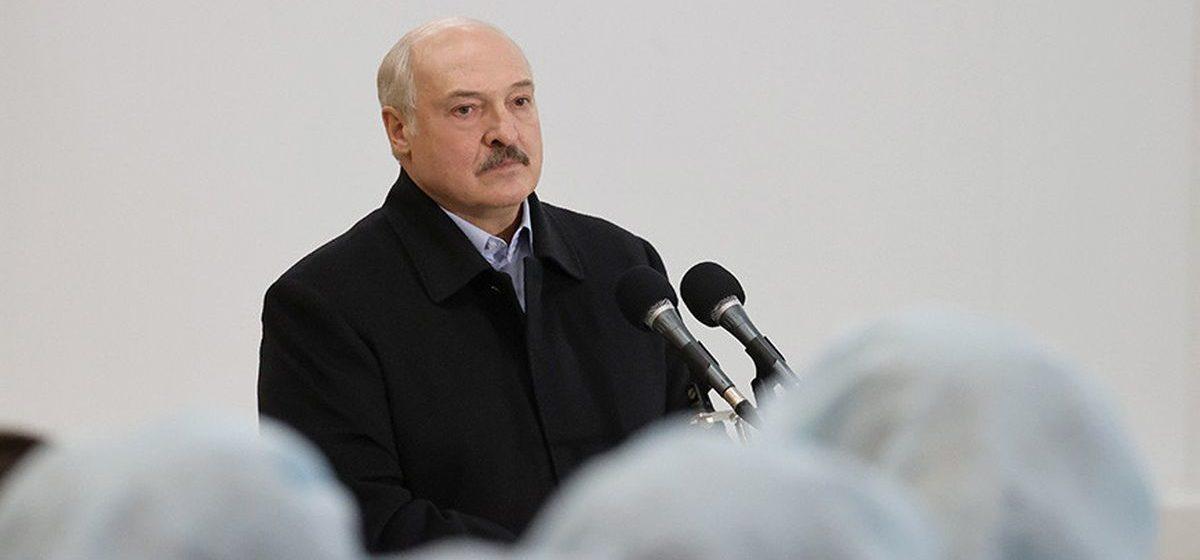 Лукашенко: Будут у вас другие президенты. Я вам гарантирую. А сейчас просто наберитесь терпения