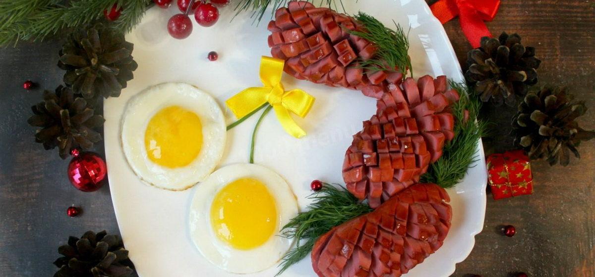 Вкусно и просто. Завтрак с шишками