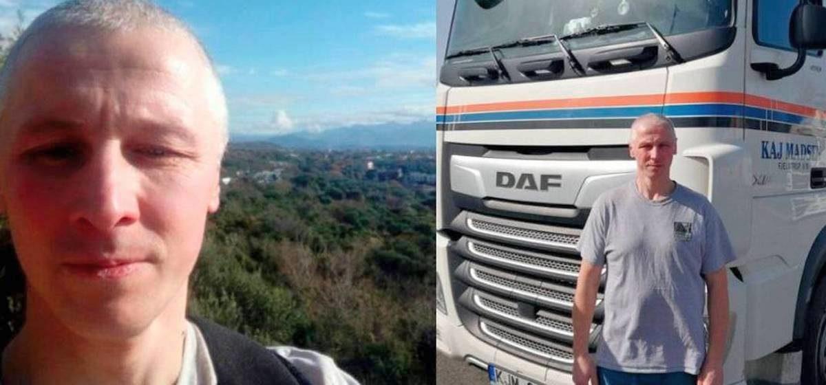 Дальнобойщик из Гомельского района отправился в рейс и пропал – его нашли повешенным в немецком лесу