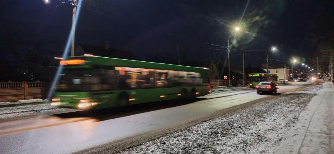 Зима не торопится сдавать позиции. Погода в Барановичах 17 марта