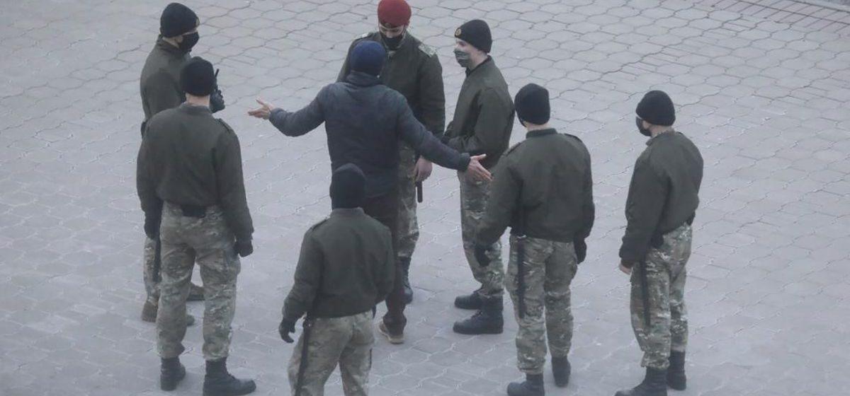 Стало известно, сколько человек задержали в Беларуси на День Воли 25 марта