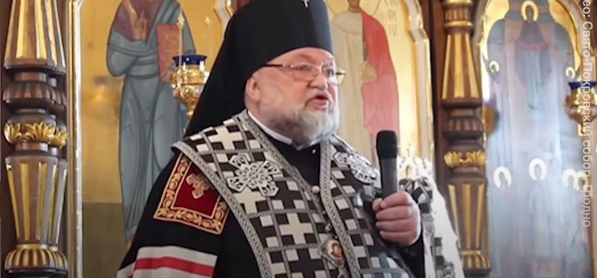 «Церковь не должна быть равнодушной, молчанием продается Бог». Гродненский архиепископ прокомментировал ситуацию в Беларуси