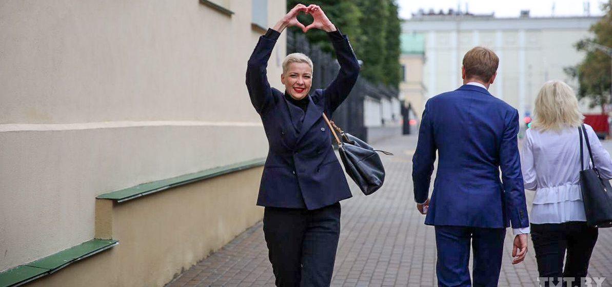 Мария Колесникова стала лауреатом премии за мужество Госдепа США