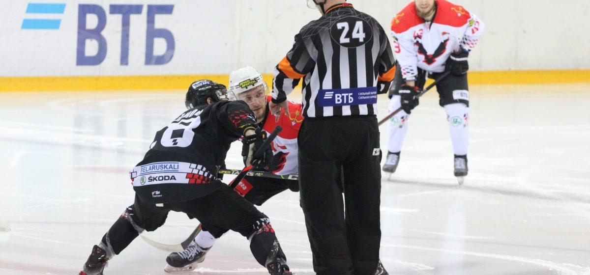 Барановичские хоккеисты продолжают проигрывать в Играх развития