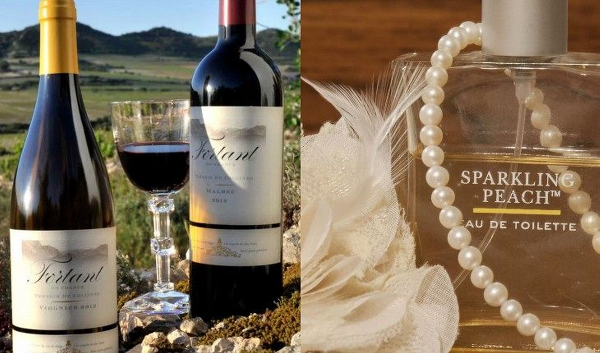 Духи и вино – неприемлемые подарки для французов.