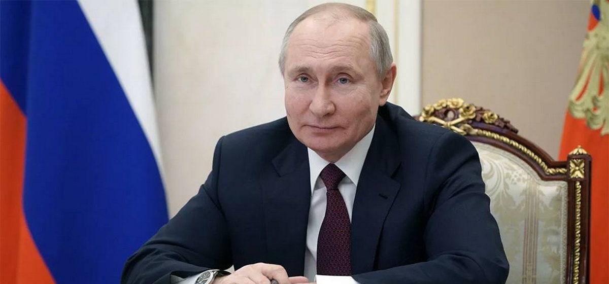 «Кто как обзывается, тот так и называется». Путин ответил на слова Байдена