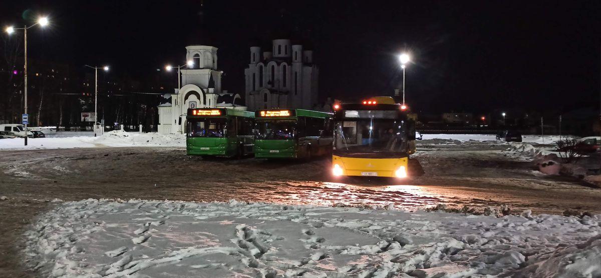 Автопарк скорректирует движение автобуса одного из международных маршрутов