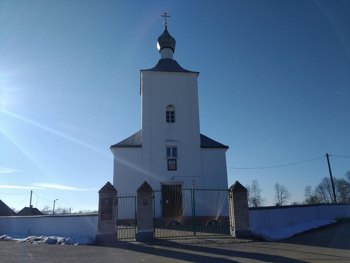 Троицкая церковь в Подороске. Фото: Никита ПАСТУХОВ